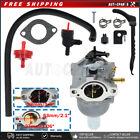 Carburetor Carb Kit Fit Briggs & Stratton John Deere Scotts 1642HS 1742HS S1742