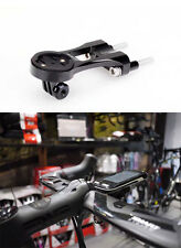Bike Double Bolt Stem Mount GPS Extension For GARMIN Edge 1000 800 Gopro