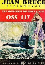 OSS 117 // Les monstres du Holy Loch // Jean BRUCE // 160 // Espionnage