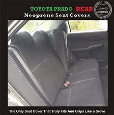 REAR SEAT COVER FITS TOYOTA PRADO 150 Series (2009-Now) WATERPROOF NEOPRENE