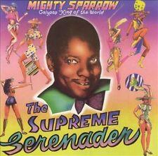MIGHTY SPARROW - THE SUPREME SERENADER (CD 1998)