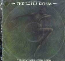 THE LOTUS EATERS You don't need someone new LP MIX Used