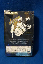 Rare! Mib New! Collector Trading Cards Snoopy Classics Series 2 Peanuts Gang