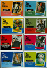 Art Hustle series 3 brush card set of 8 Shag, Kozik, Travis Louie, Ron English