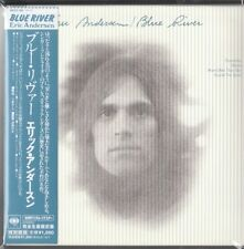 Eric Andersen – Blue River (1972) FIRST EDITION JAPAN MINI LP CD Joni Mitchell