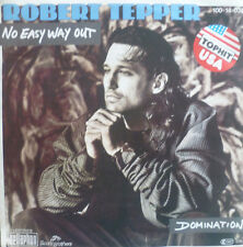 "7"" 1985 rock en Mint -! Robert Tepper: no Easy Way Out"