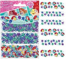 Disney Little Mermaid Ariel Confetti 1.2oz. (Each) Kids Birthday Party Supplies