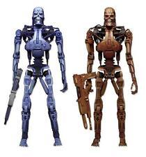 "Robocop vs The Terminator Video Game Endoskeleton 7"" Figure 2-Pack Neca"