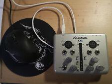 Alesis io 2 Express Audio Interface USB/Midi