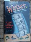 Vintage 1942 Weber Fly Tackle Catalog
