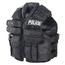 VooDoo Tactical Police & Sheriff Vest  BLACK VDT20-840304000 One Size
