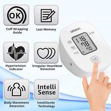 Omron M2 Basic Upper Arm Blood Pressure Monitor Digital Automatic Precise NEW UK