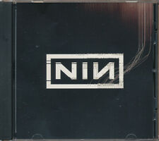 Nine Inch Nails The Hand That Feeds RARE promo CD single '05