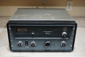 Vintage RARE The Hallicrafters Model NT-33A Linear Amplifier