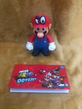 """Super Mario 5"""" Action Figure - Super Mario Odyssey Mario & Cappy - NEW & SEALED"""