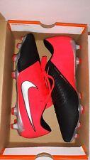 Nike Phantom Venom Pro FG Soccer Cleats Crimson Black Ao8738-606 Men's Size 9