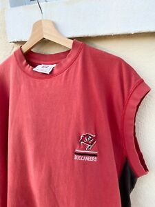 NFL Tampa Bay Buccaneers Embroidered Tank Top