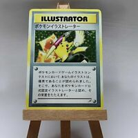 Pikachu Illustrator Proxi Pokemon Card in Holo JP
