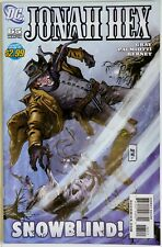 Jonah Hex #65 Vol 2 - DC Comics - Justin Gray - Jimmy Palmiotti - Jordi Bernet