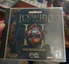 Icewind Dale II -  PC GAME - FREE POST *