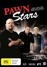 The Pawn Stars - Art Of Dealing (DVD, 2016, 2-Disc Set) - Region 4
