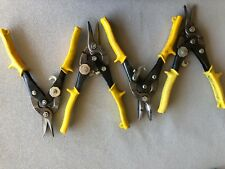 CLAUSS SG10  Straight Cut Regular Tin Cutting Shears with Forged (QTY: 4 )