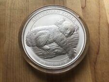 2012 Australian Koala Kilo 999 fine silver coin limited mintage
