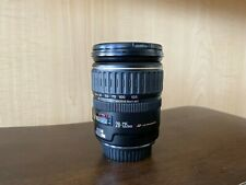 Canon EF 28-135mm F3.5-5.6 IS USM  W/ Tiffen 72mm 8x (0.9) ND Filter