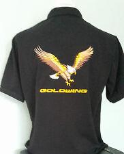 """""""GOLDWING-SEEADLER""""  Polo-Shirt, NEU!"""