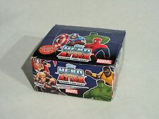 Topps Hero Attax 50 x Booster Tüten Trading Cards - 1 Display Marvel NEU OVP