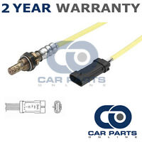 FOR RENAULT CLIO MK2 1.2 8V 1999-05 4 WIRE FRONT LAMBDA OXYGEN SENSOR O2 EXHAUST