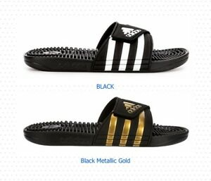 Adidas Adissage Adjustable Men's Slides Slippers Sandals House Shoes