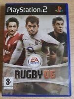 Rugby 06 (Sony PlayStation 2, 2006)