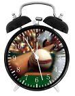 Baseball Alarm Desk Clock Nice For Decor or Gifts F151