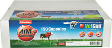 AIM-L VetCaps 150 Insecticide caps AgriLabs Face/Horn Flies ***Buy 1 GET 1****