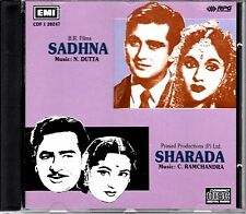 Sadhna / Sharada (N. Dutta & C. Ramchandra) (Soundtrack) (RPG) (Made in UK)