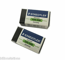 ***HIGH QUALITY ERASER STAEDTLER ERASER 526 B35 VERY SMOOTH***