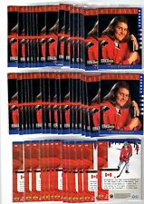 1X HAYLEY WICKENHEISER 1997-98 Collectors Choice #279 RC Rookie Lots Available
