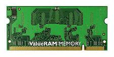 Kingston KVR533D2S4/1G (1GB, PC2-4200 (DDR2-533), DDR2 SDRAM, 533 MHz, SO DIMM 200-pol.) RAM Module