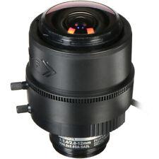 "YV4.3x2.8SA-SA2L 2.8-12mm 300W 1/3"" F1.4-360 CS Manual aperture camera Lens New"