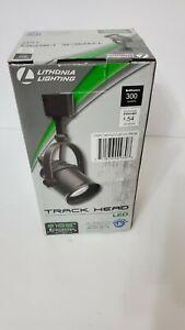 2-Lithonia Lighting track head intergrated led