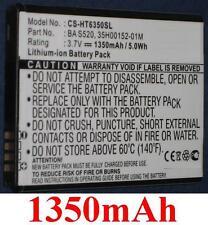 Batterie 1350mAh Pour HTC ADR6350