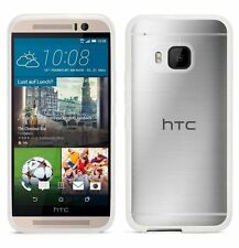 Griffin HTC One M9 sottile duro Reveal Custodia Cover Clear & Proteggi Schermo