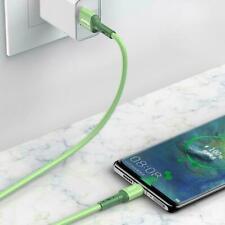 Schnellladegerät Typ C USB-C Micro 5A Datenladekabel Huawei für Samsung S5M8
