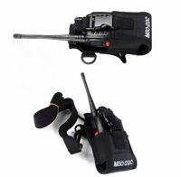 For Baofeng UV-B5 UV82 UV8 D GT-3 UV5R Nylon MSC-20C Radio Bag Case Holder Pouch
