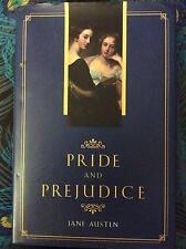Jane Austen PRIDE AND PREJUDICE Book Club Edition