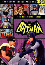 BATMAN season 2 part 1 1966 Original TV series Adam West Burt Ward DVD Set NEW