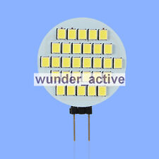 G4 30 SMD 2835 LED Lampe Birne Licht light Leuchtmittel weiss 300LM DC 12V 3W