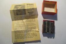 Fotoapparat  Belichtungsmesser LUMY  mit Beschreibung und Schachtel