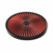 """14"""" Washable Air Filter Cleaner Top Re-Usable Oiled Filter Chevy Ford"""